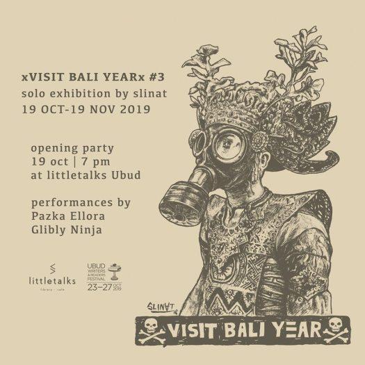 Visiti Bali Year
